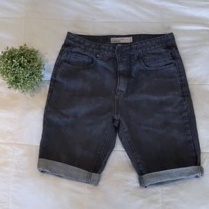 🌟2 for $20🌟Urban heritage men black jean shorts